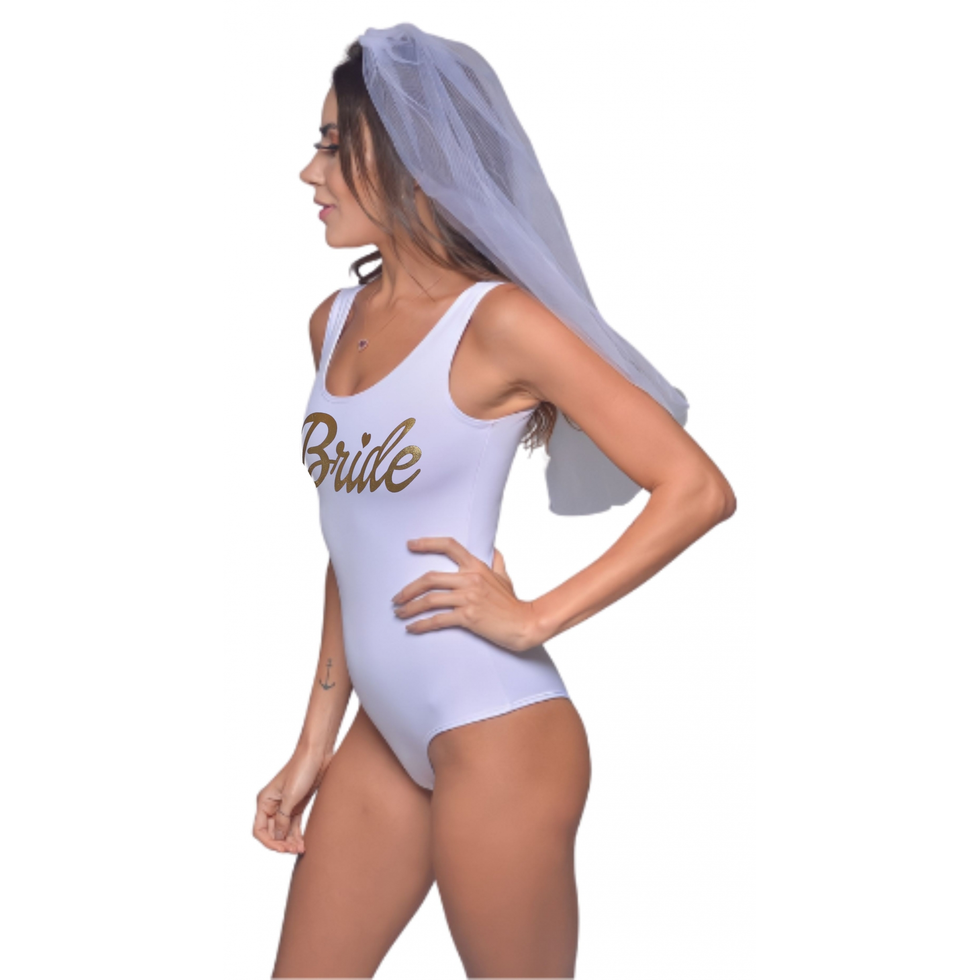 Body Tradicional Pronta Entrega Bride 9