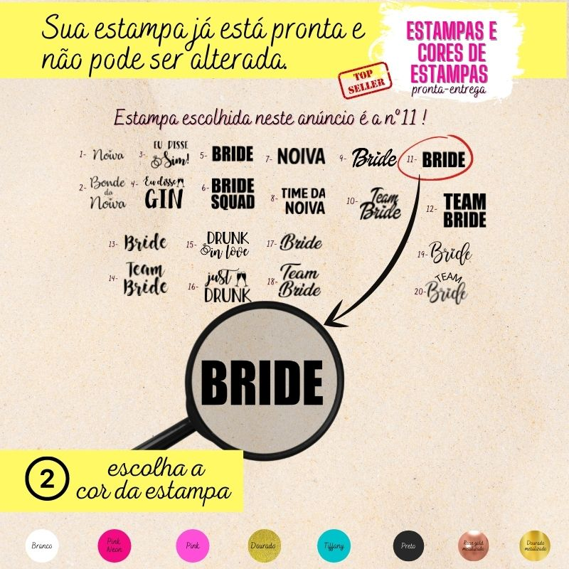 Body Cavado Pronta Entrega Bride 11