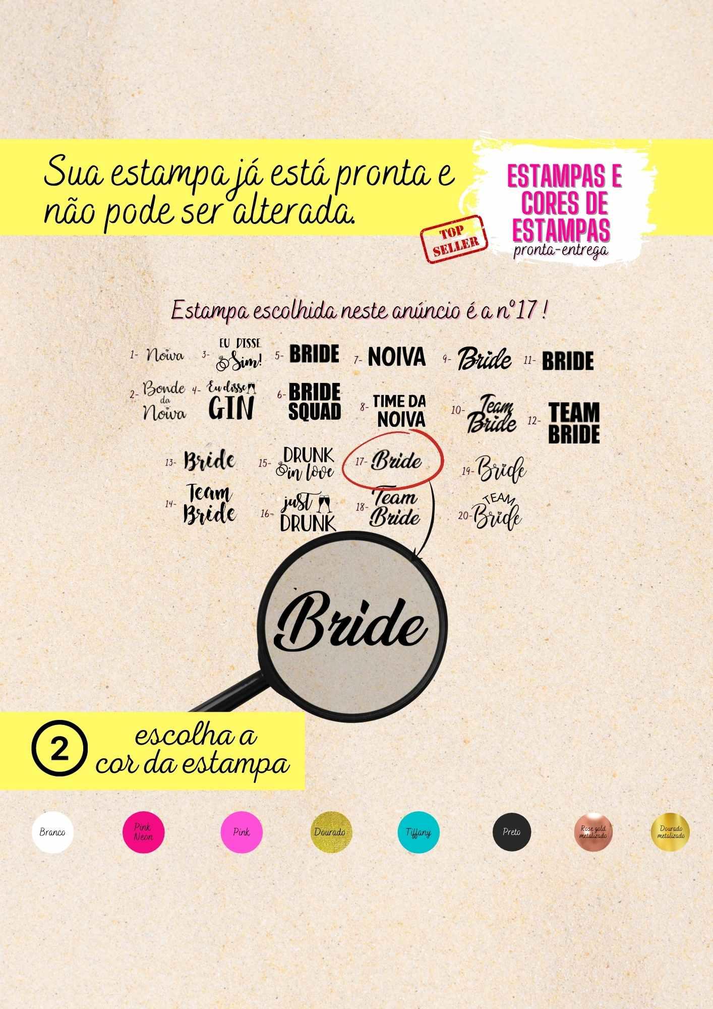 Body Cavado Pronta Entrega Bride 19