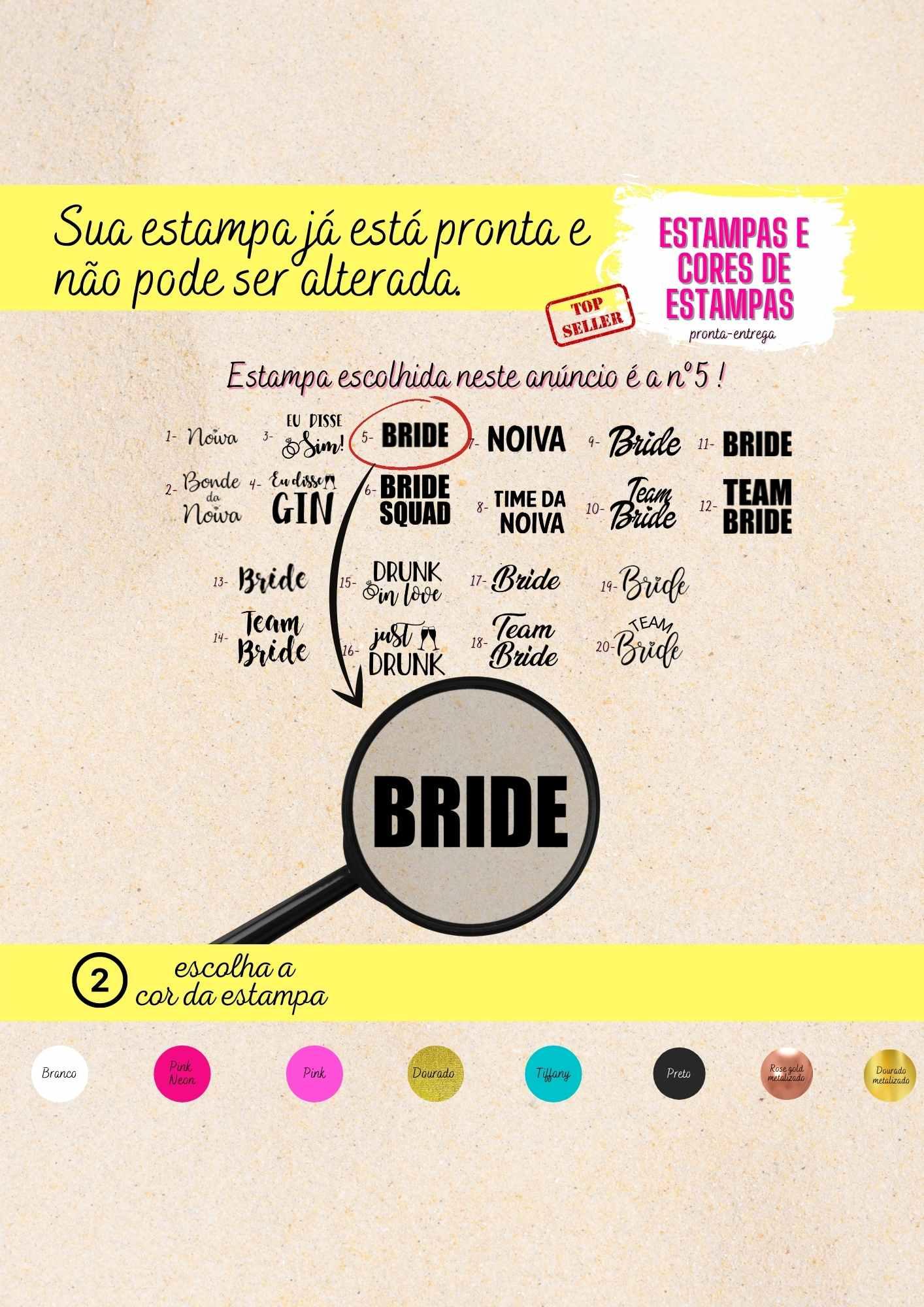 Body Cavado Pronta Entrega Bride 5