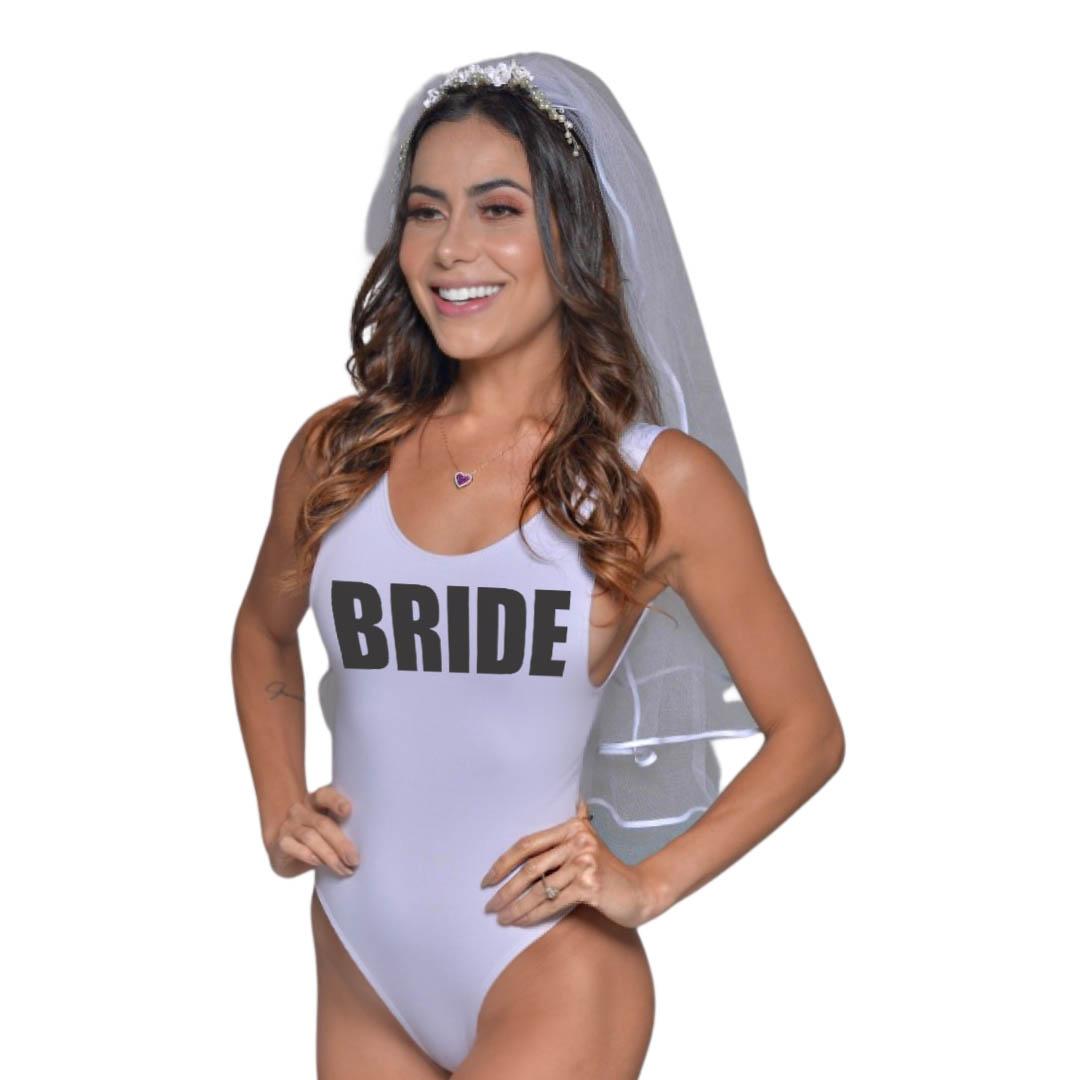 Body Cavado Pronta Entrega Bride Nº11
