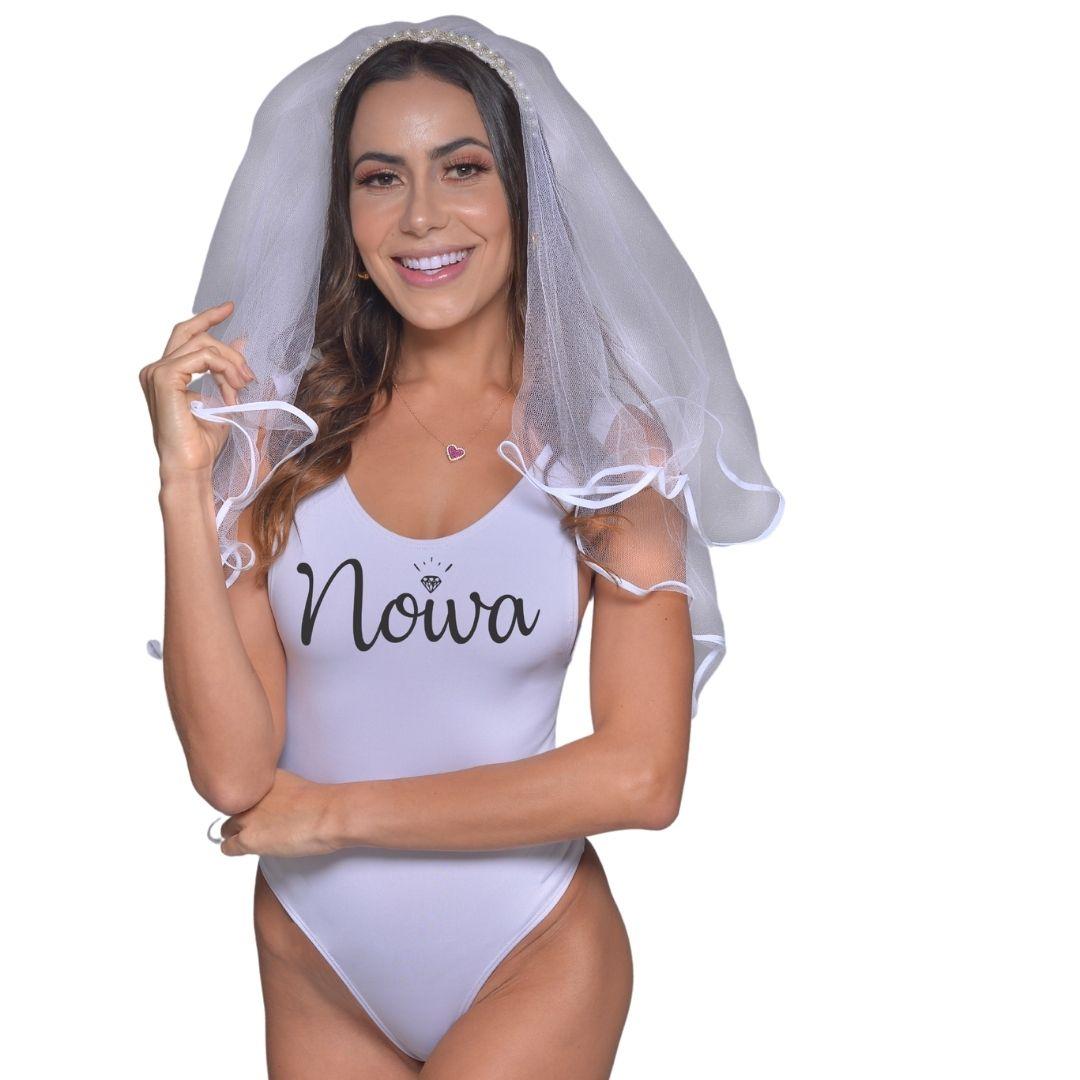 Body Cavado Pronta Entrega Noiva 1
