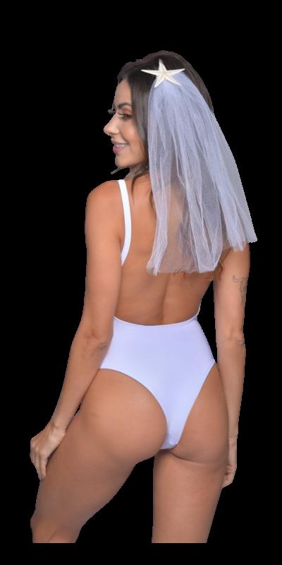 Body Super Cavado Pronta Entrega Bride 13