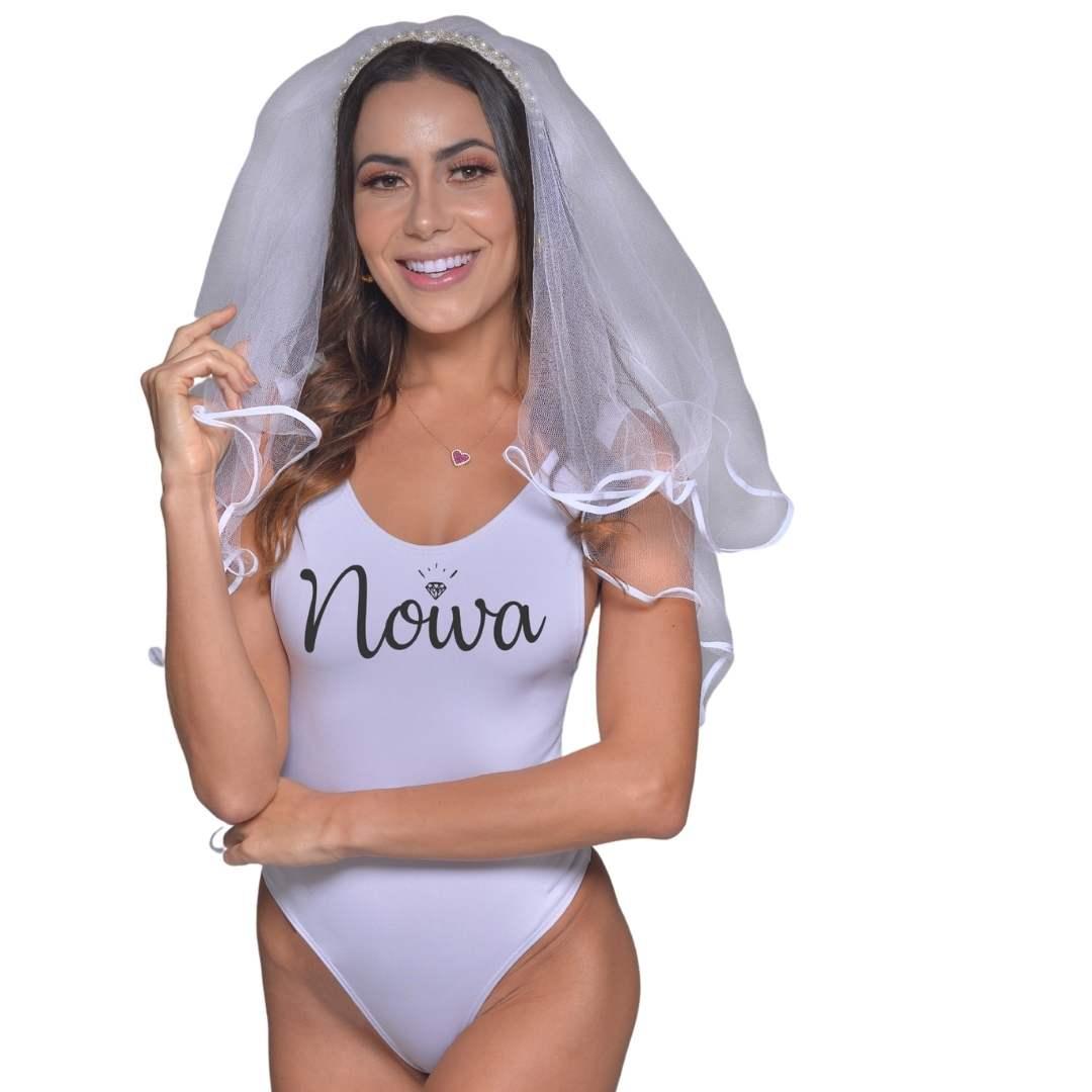 Body Super Cavado Pronta Entrega Noiva 1