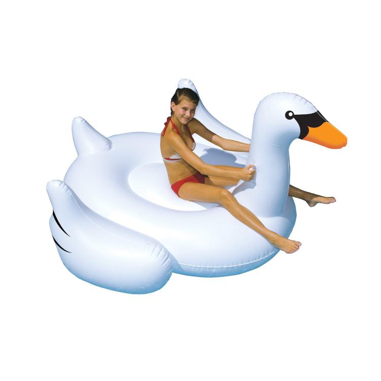 Boia Cisne Gigante para Despedida de Solteira