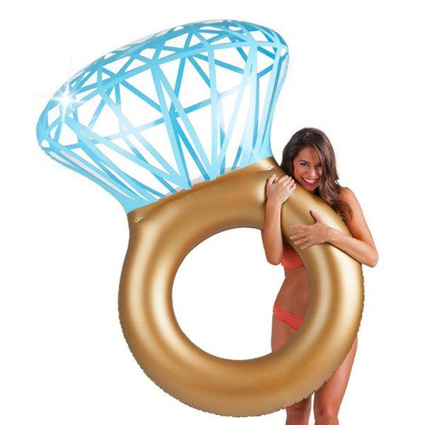 Boia Diamante Gigante Pronta Entrega para Despedida de Solteira