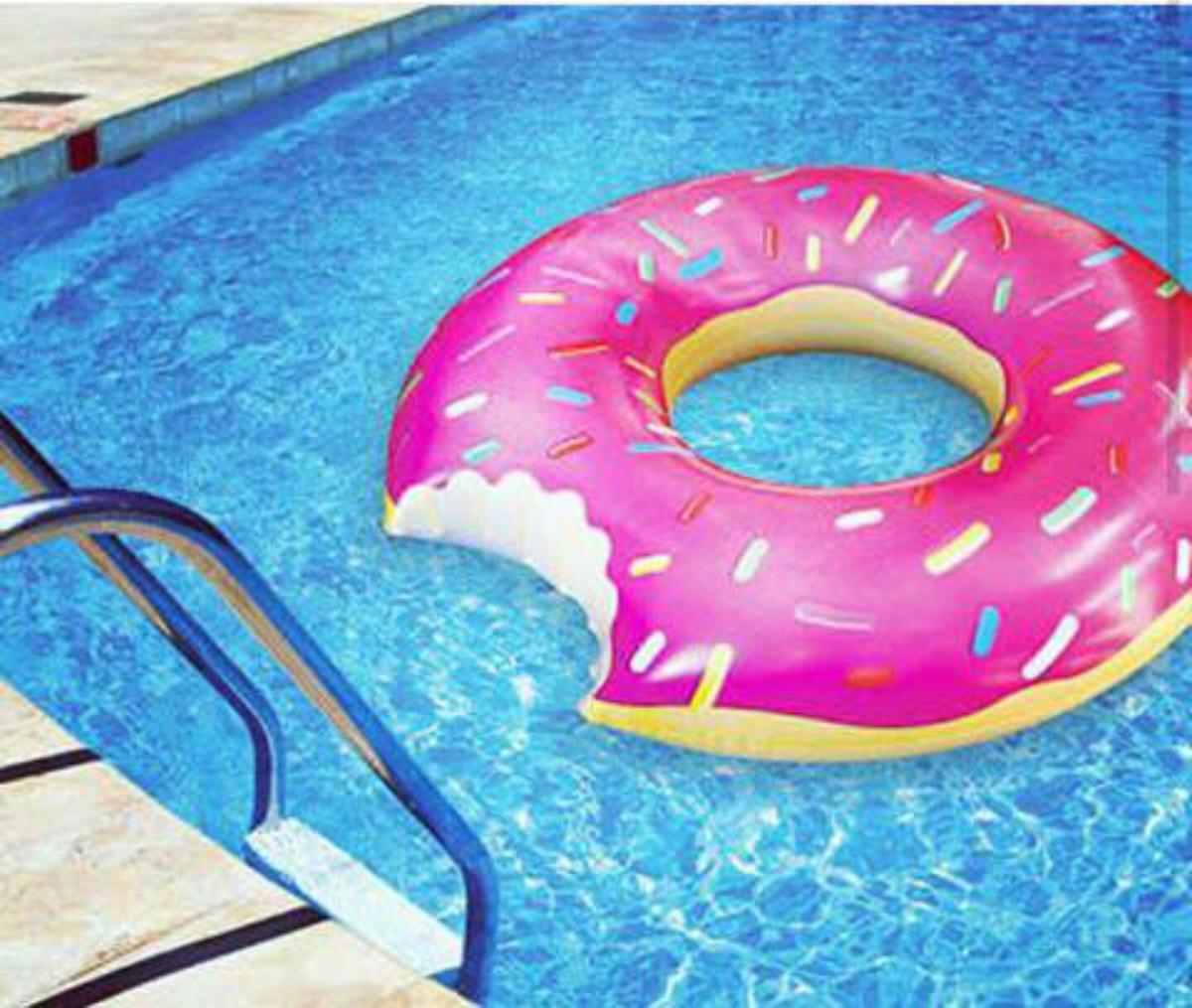Boia Donut Gigante