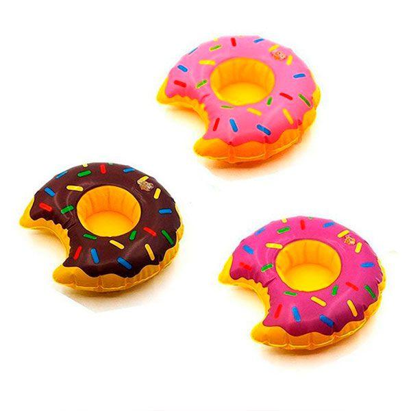 Boia Porta Copo Donut Pronta Entrega para Despedida de Solteira