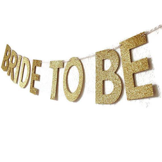 Bride To Be -  Banner decoração despedida de solteira, Banner decoração chá de lingerie, fundo de mesa chá de lingerie