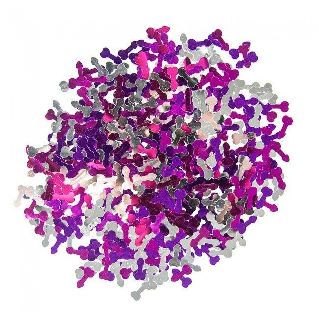 Confete Pênis, confete decoração Despedida de Solteira, Confete Decoração Chá de Lingerie