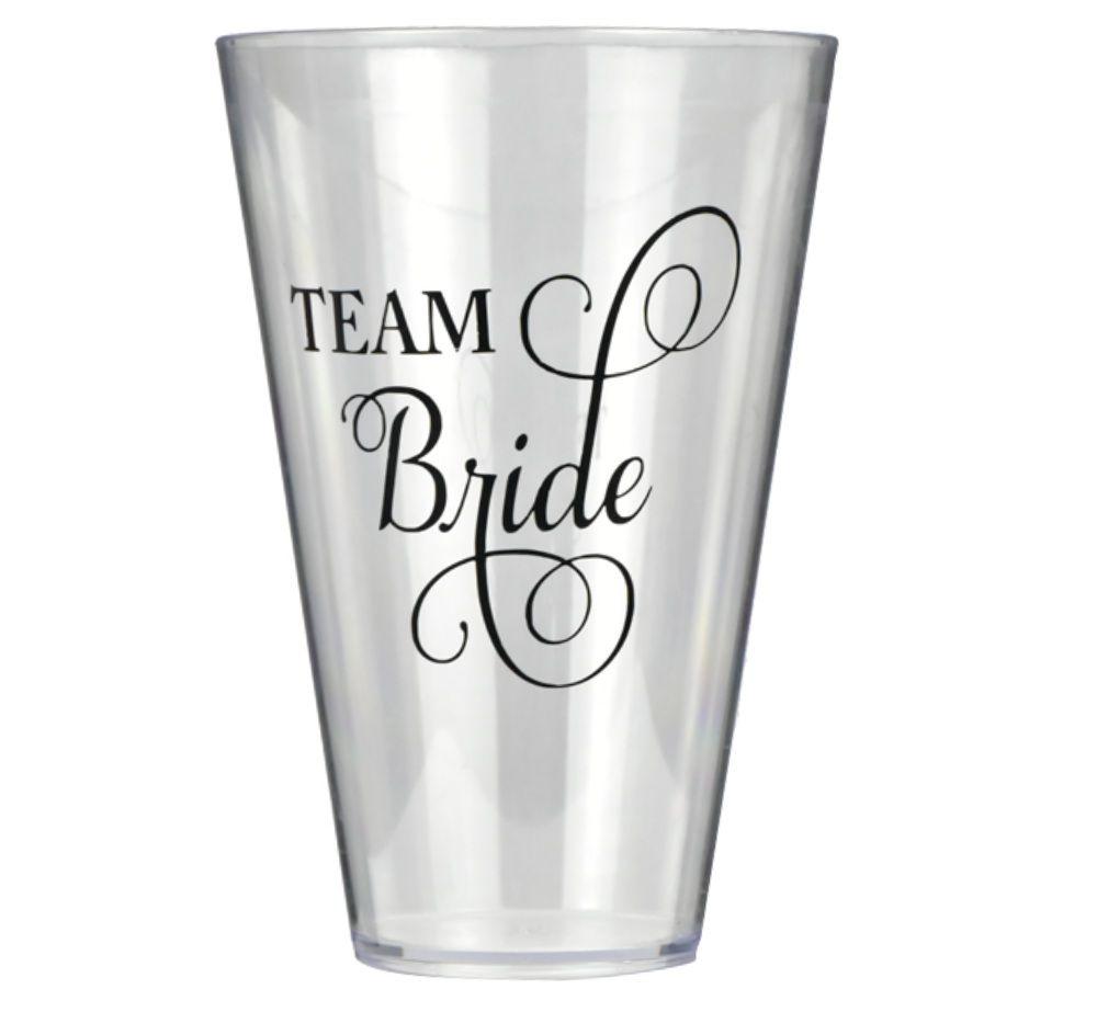 Copo 2 Litros Despedida de solteira, Copo 2 litros team Bride, Copo 2 litros Bride, Copo 2 litros chá de lingerie, Copo Personalizado Casamento