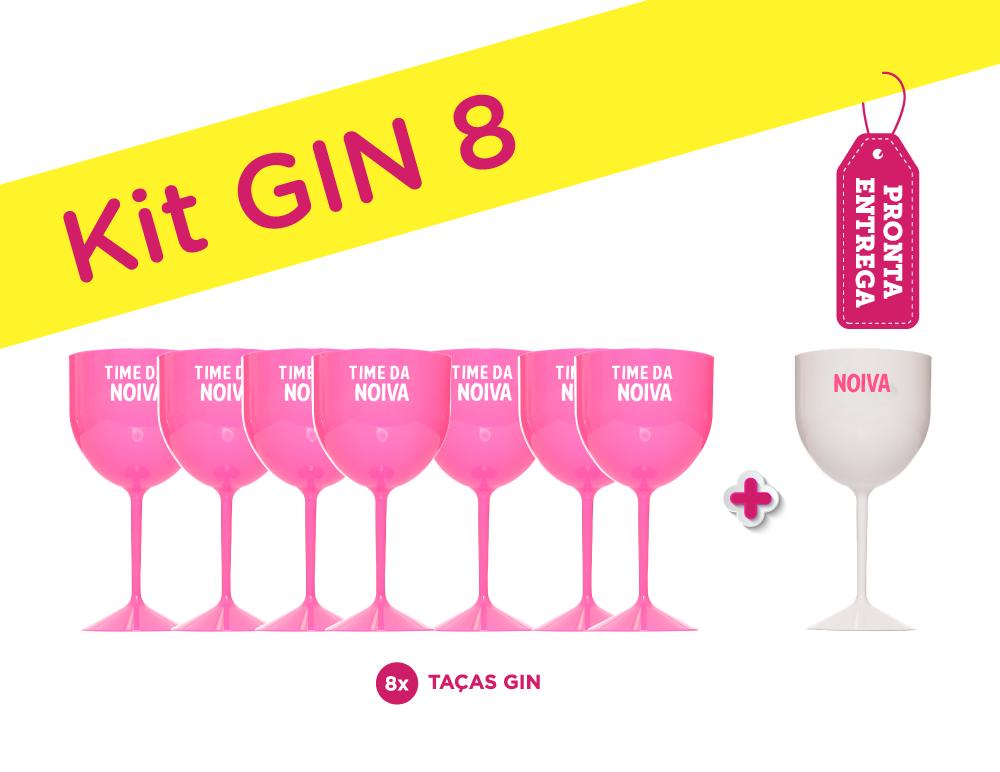 Kit Gin 8 Rosa