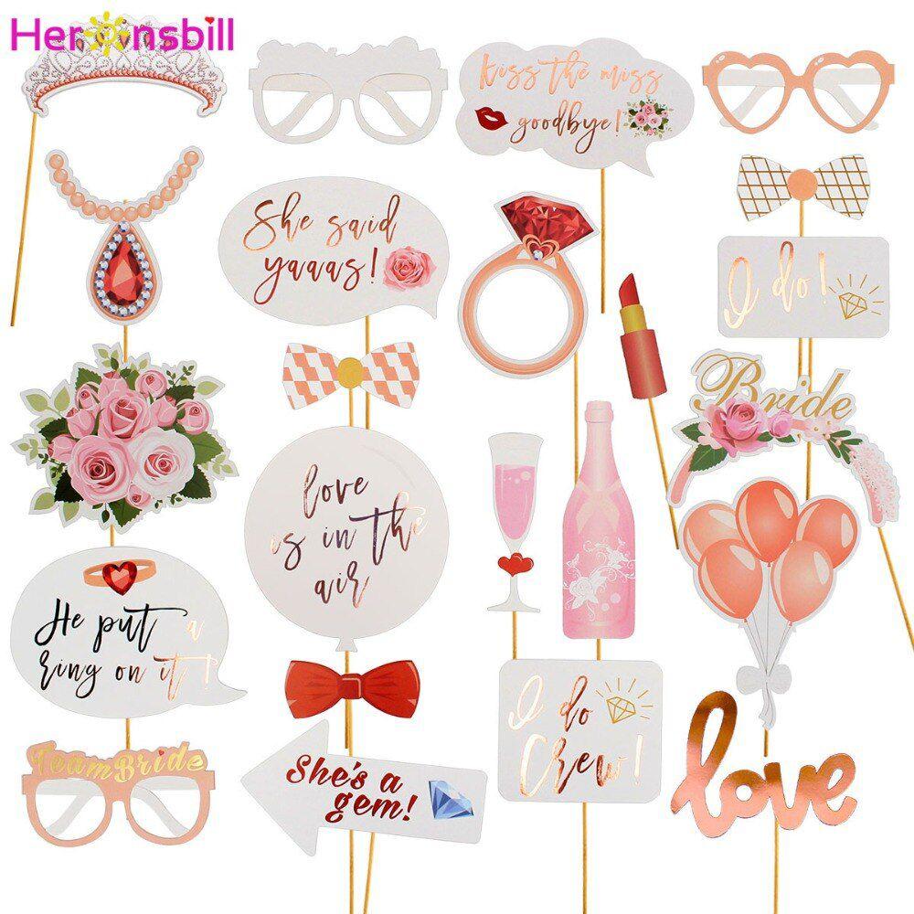 Kit Plaquinhas Casamento Real Pronta Entrega para Despedida de Solteira