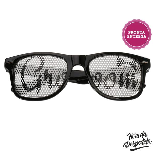 Óculos Groom para Despedida de Solteira