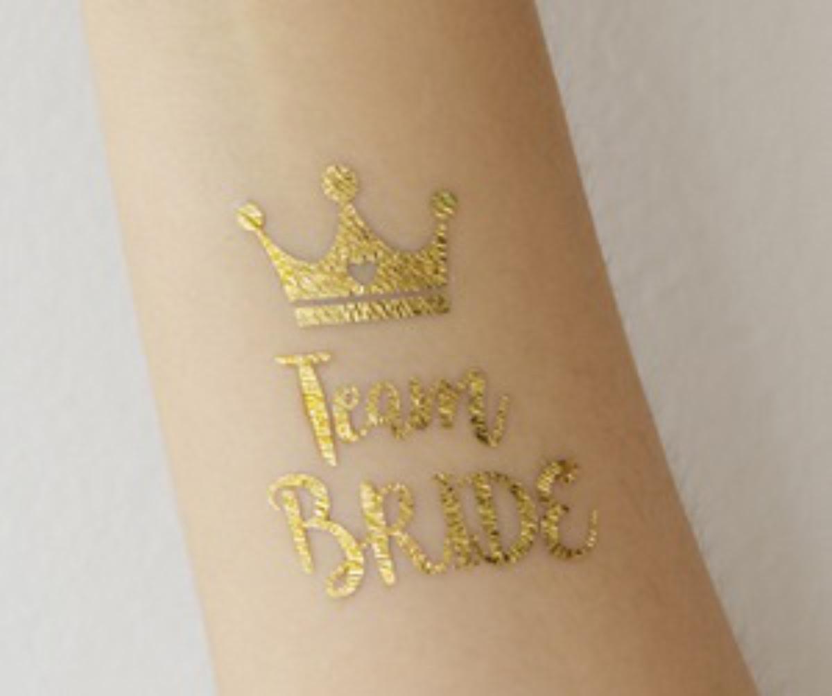 Tatuagem Bride