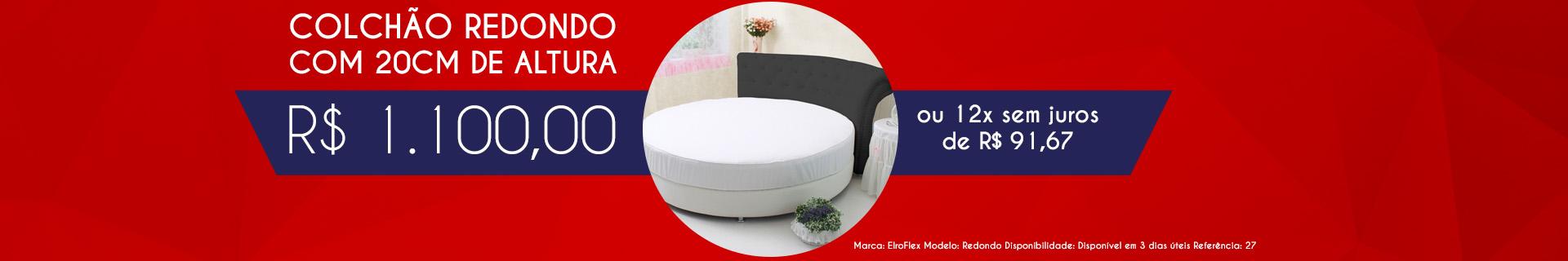 3df493357 Império Mendes - Colchão King Size Mola Bonnel com Pillow-Top