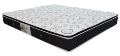 Colchão Queen Size Molas Bonnel com Pillow-Top