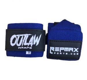 Munhequeira Outlaw 30cm Azul