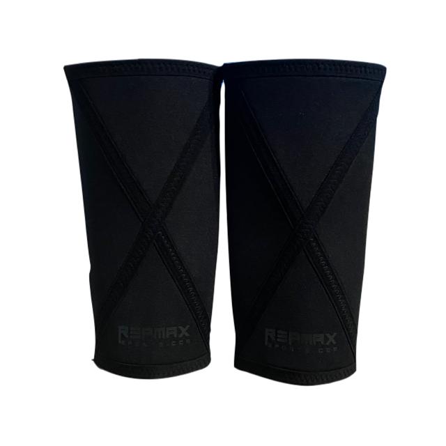 Full Black Powerlifting X Sleeves 7mm