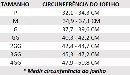 Joelheira Repmax 9mm