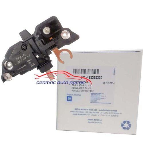 Regulador Voltagem Doblo Palio Stilo Strada 1.8 Bosch F00M144167
