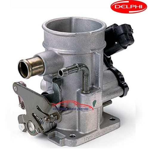 Corpo Borboleta Corsa 1.0 1.6 Mpfi Gasolina 96/09
