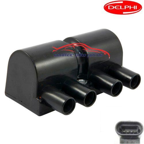Bobina de Ignição Corsa 1.0 1.6 MPFI 8/16V 4 Pinos