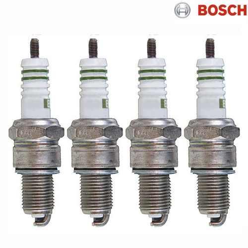 Velas de Ignição Ford VW AP 1.8 Alcool Até 91 - Rosca Longa