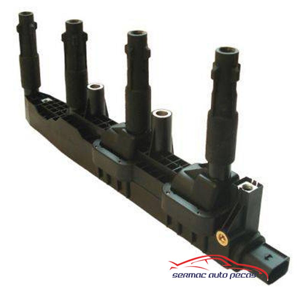 Bobina Ignição Mb Classe A160, A190 (3 Pinos)