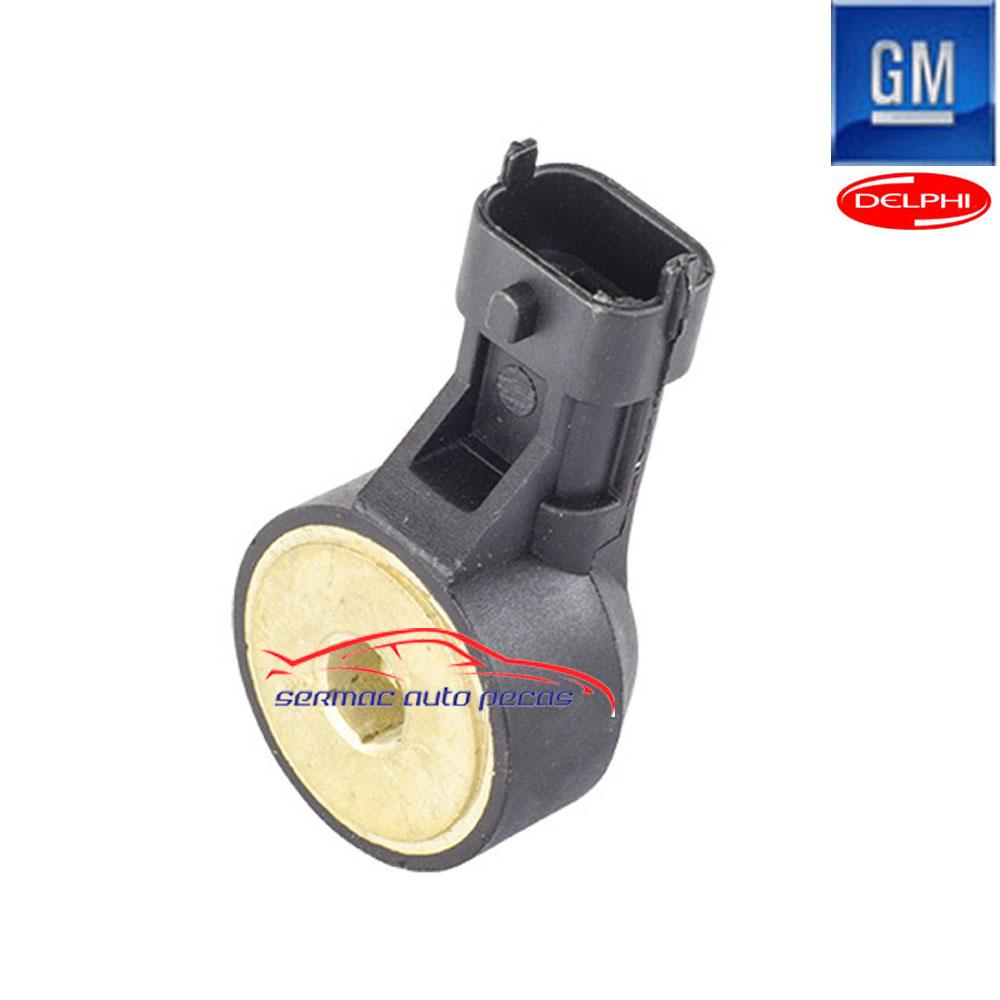 Sensor  de Detonação Corsa Meriva Montana Doblo Idea Palio Punto Stilo Strada 1.4/1.8