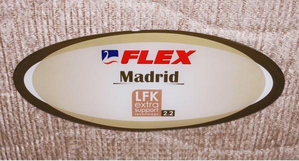 Colchão Flex Madrid Molas LFK