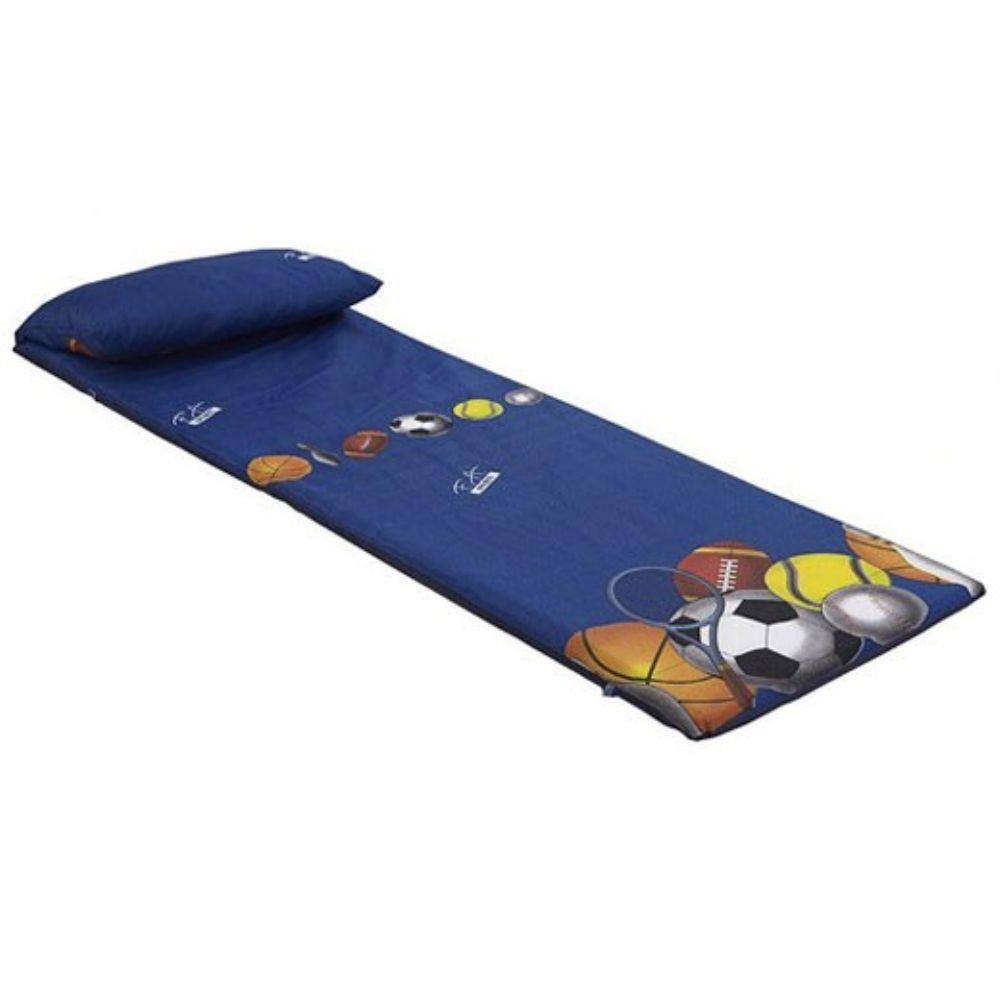 Colchonete para Acampamento com Travesseiro Pitangueiras D20 FA Maringa