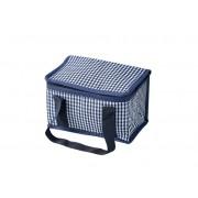 Bolsa térmica azul 2,1 L - 13x20x12 Cm