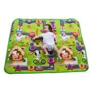 Tapete Atividades Baby Bebe Infantil Portátil Conforto