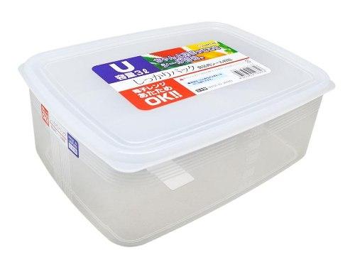 Pote Plástico Grande 3 litros K-233 NAKAYA  - Super Utilidades