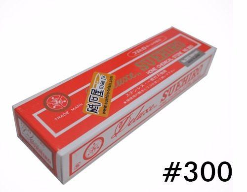 Pedra de amolar SUEHIRO SUE-300 Granulação 300  - Super Utilidades