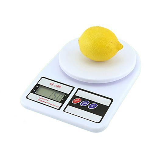 Balança Digital peso 1g A 10 Kg Cozinha Dieta Fitness Nutricao  - Super Utilidades
