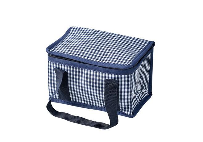 Bolsa térmica azul 2,1 L - 13x20x12 Cm  - Super Utilidades