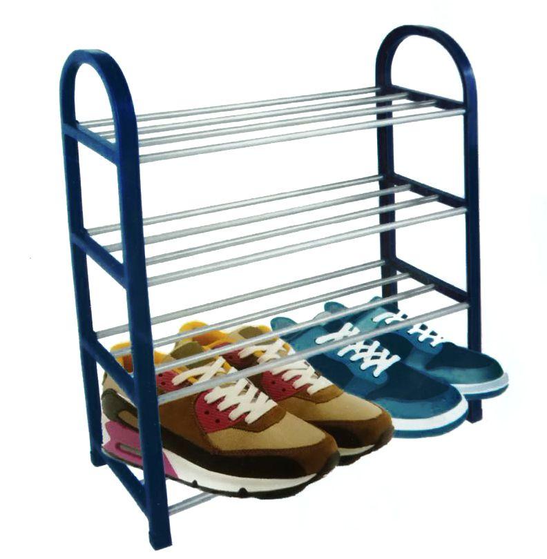 Sapateira Prateleira Ate 8 Pares Sapatos - 42x19x55cm  - Super Utilidades