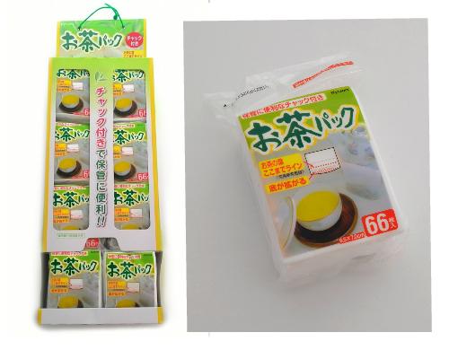 Filtro para Chá com 1056 unidades - KYOWA KYP-6921   - Super Utilidades
