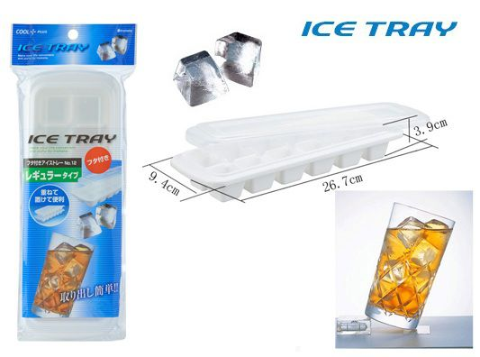 Forma para 12 Gelos INO-5030  - Super Utilidades