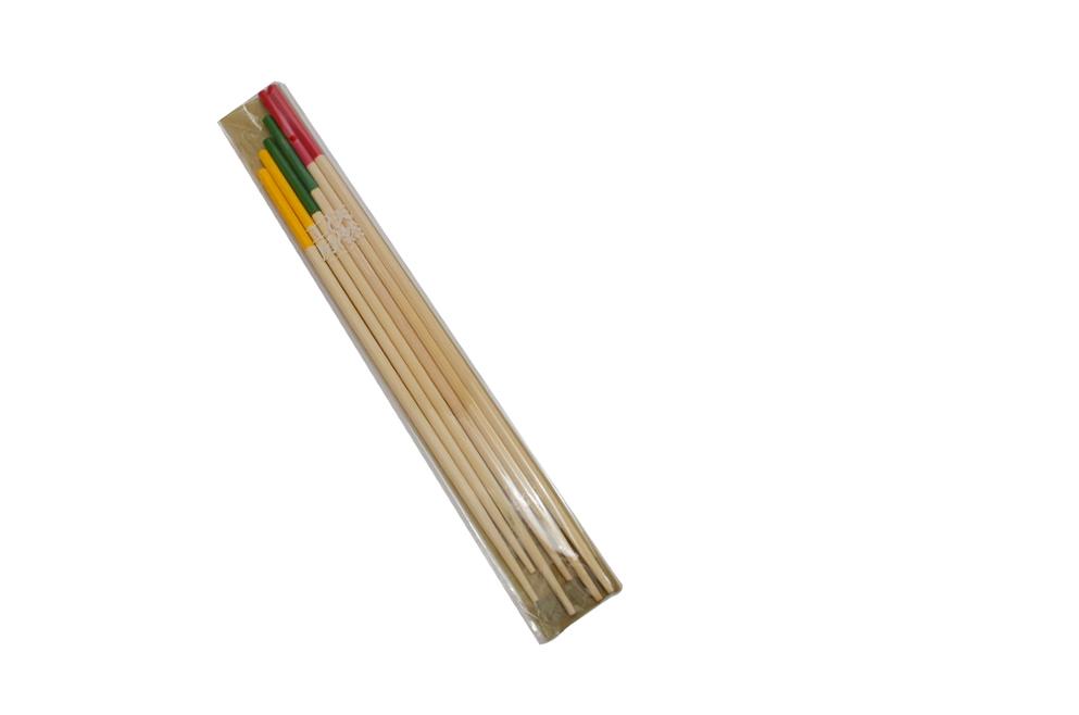 Hashi bambu c/ 3 pçs tamanhos diferentes p/ culinária fritura  HY-004  - Super Utilidades