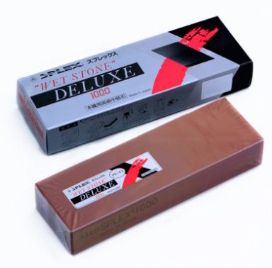 Pedra Amolar Deluxe Japonês Suehiro Granulação 1000 Sue-sp10 SM-C1  - Super Utilidades