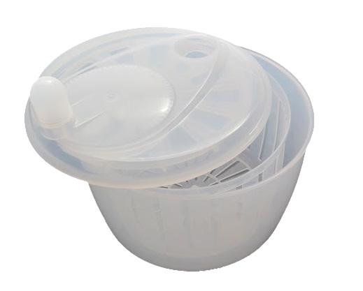 Secador de Salada 22,5×20,5 cm Pearl Life  - Super Utilidades