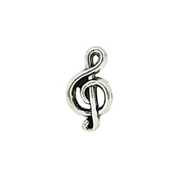 Berloque Charm Pandora Inspired Clave Musical