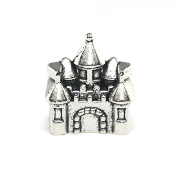 Berloque Charm Pandora Inspired Disney Castelo
