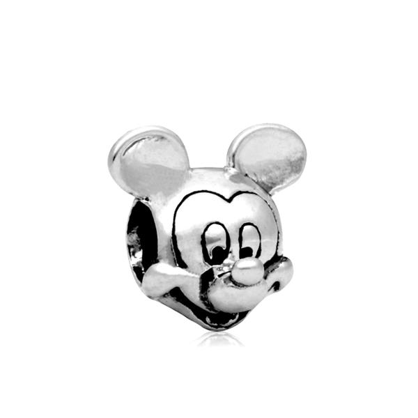 Berloque Charm Pandora Inspired Disney Mickey