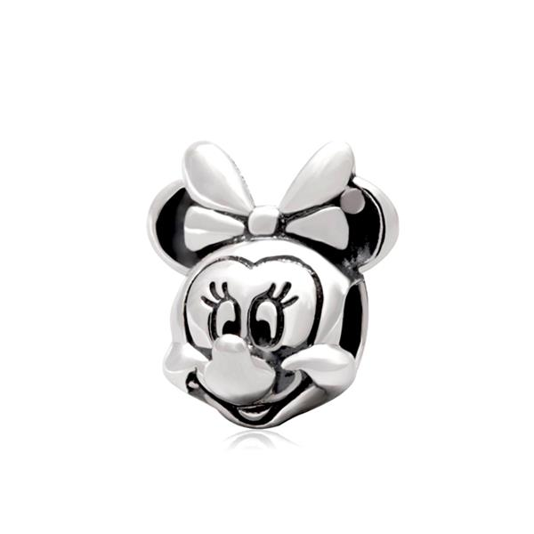 Berloque Charm Pandora Inspired Disney Minnie