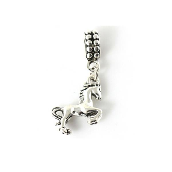 Berloque Charm Pandora Inspired Pingente de Cavalo