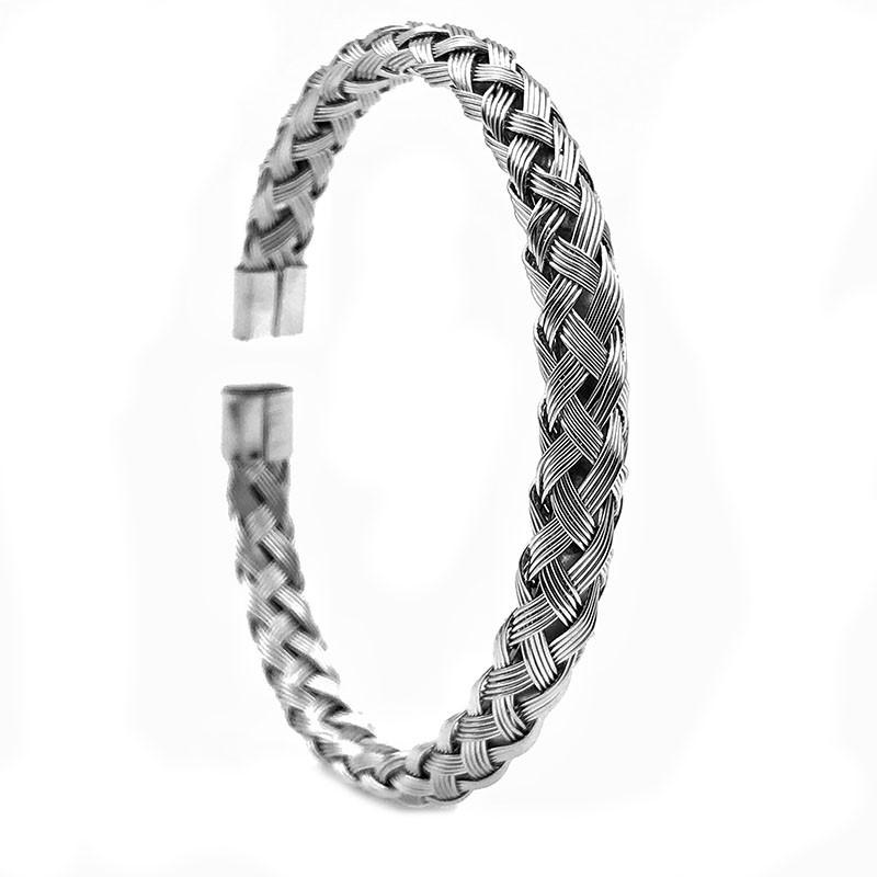 Bracelete Masculino Titan Bangle
